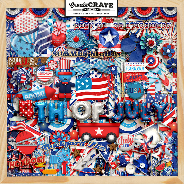 Spotlight on Create Crate Monthly: Sweet Liberty