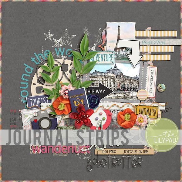 Journal Strips