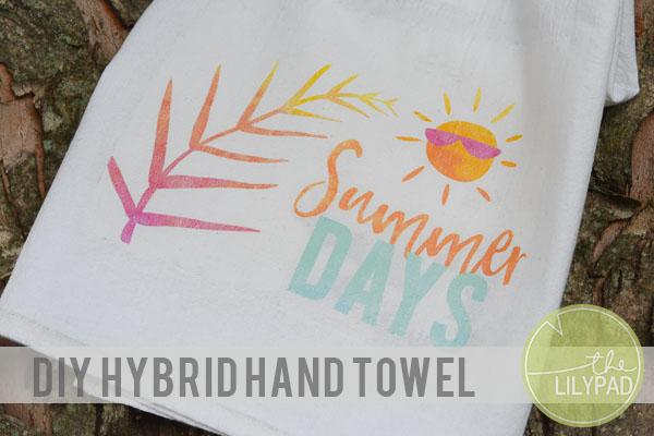Hybrid Hand Towel