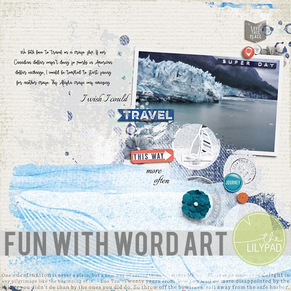 Fun With Word Art