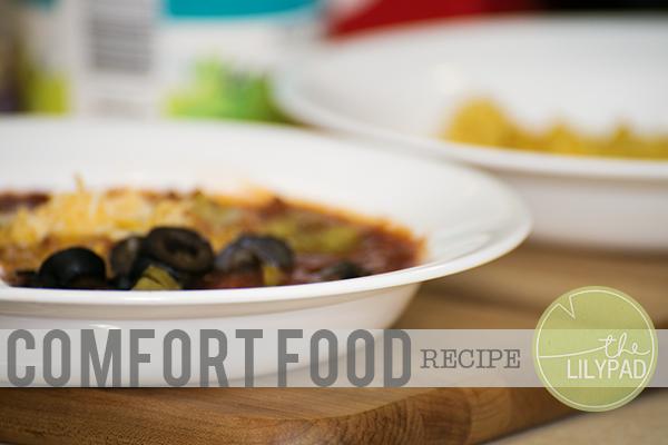 Comfort Food Recipe