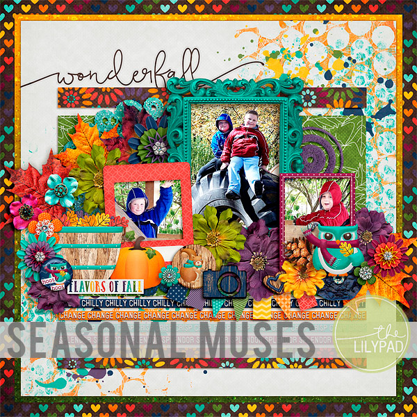 Seasonal Muses