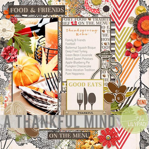 A Thankful Mind