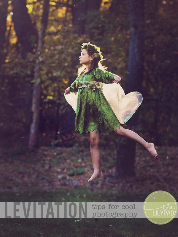 Tips for Fun Levitation Effects with Photography