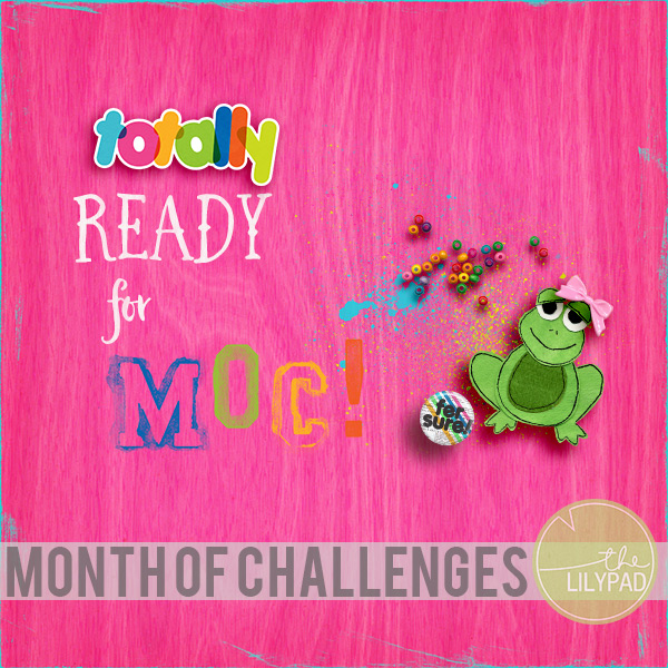 Are You TOADally Ready for MOC?