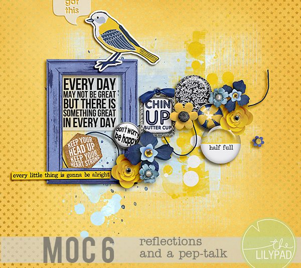 MOC 6: Reflections and a Pep Talk
