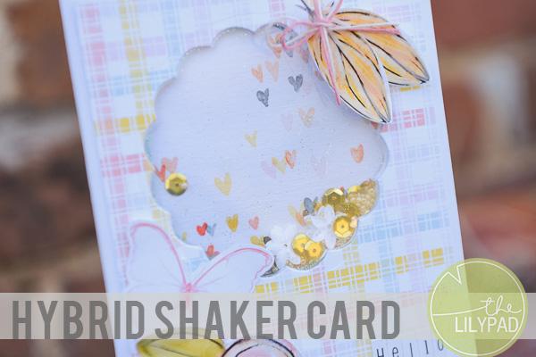 Hybrid Shaker Card