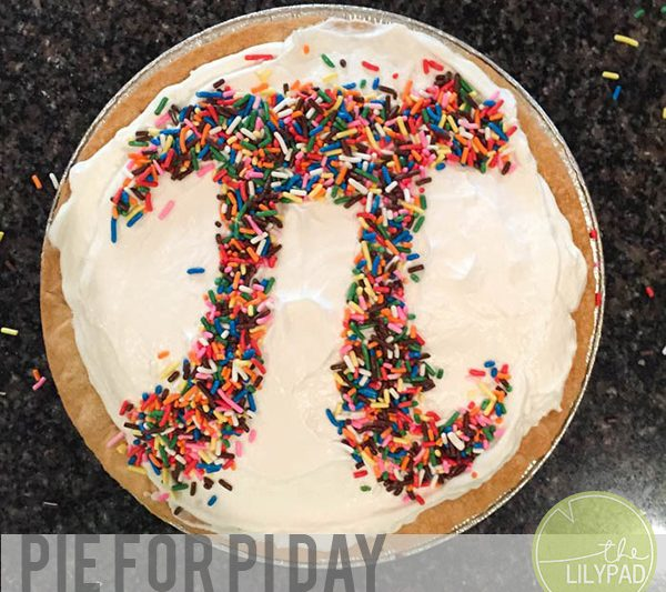 Pie for Pi Day!