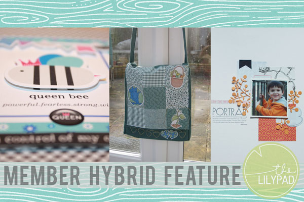 Member Hybrid Features for April