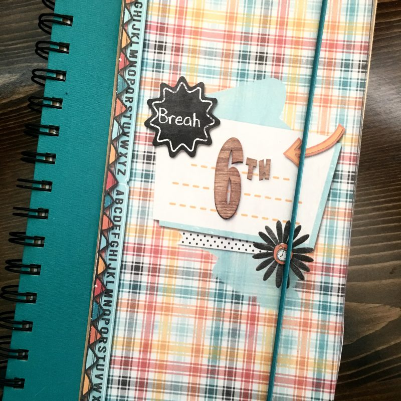 Back to School Journal!