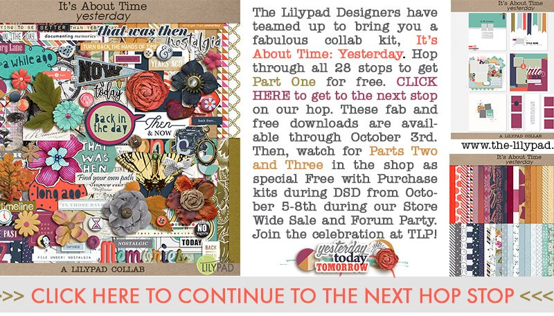 It's About Time FREEBIE Blog Hop