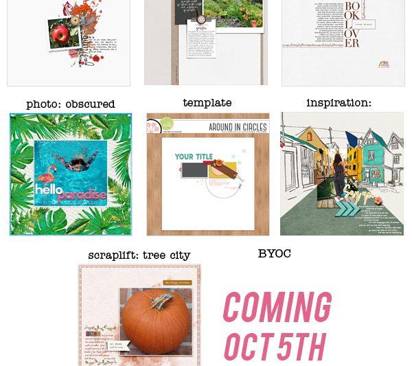 October Challenges