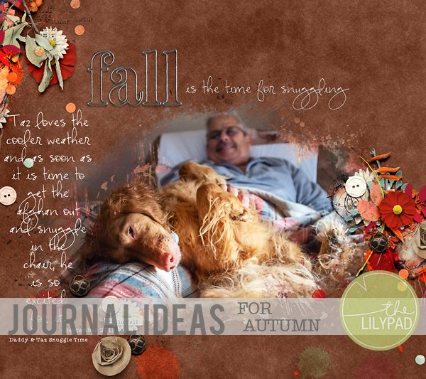 Journal Ideas For Autumn