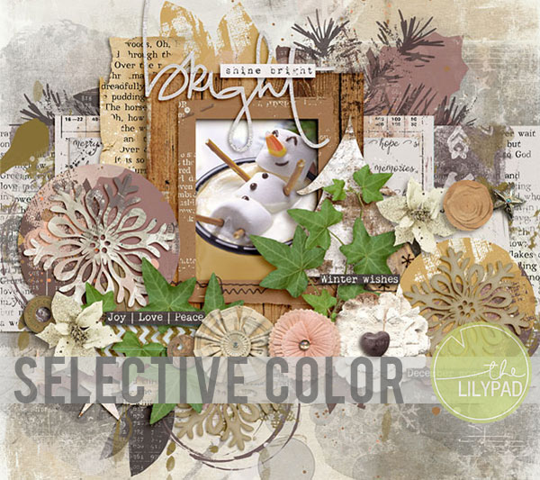 Selective Recoloring Tips in Photoshop