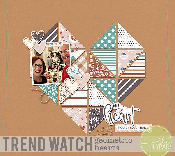 Trend Watch – Geometric Hearts