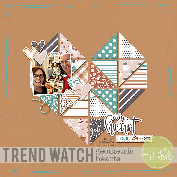 Trend Watch – Geometric Hearts