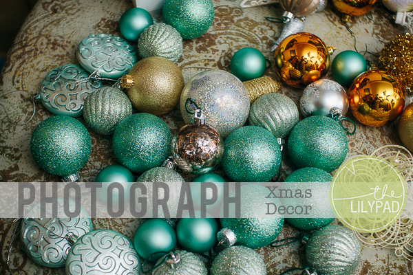 Photograph Xmas Decor