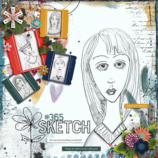 Sketch 365