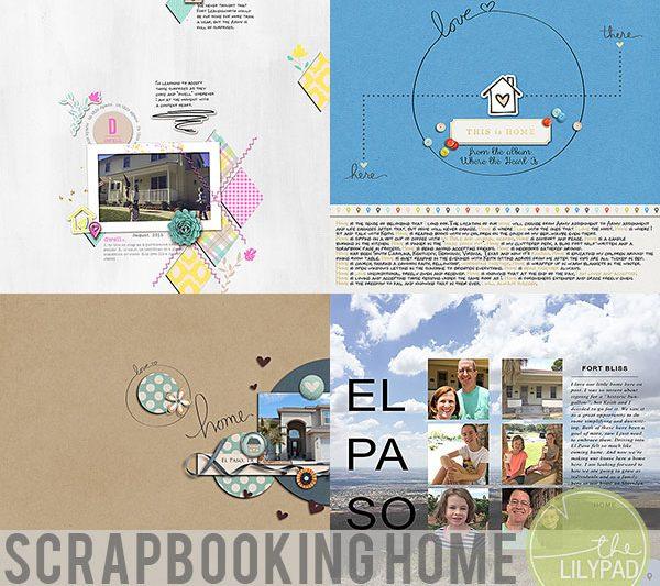 Scrapbooking Home