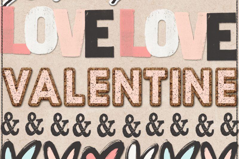 Free Valentine Printables!