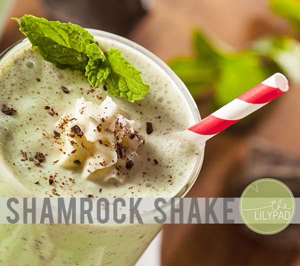 Shamrock-Lite Shakes