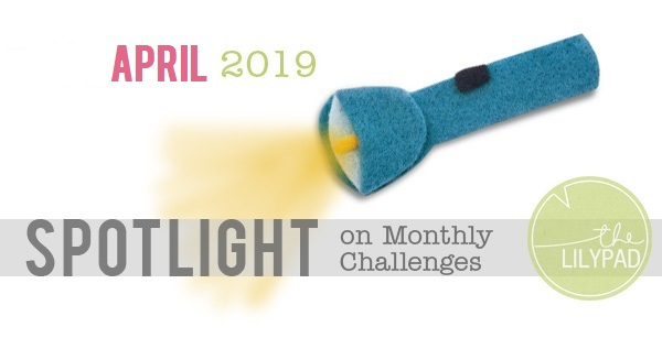 April Challenge Spotlight