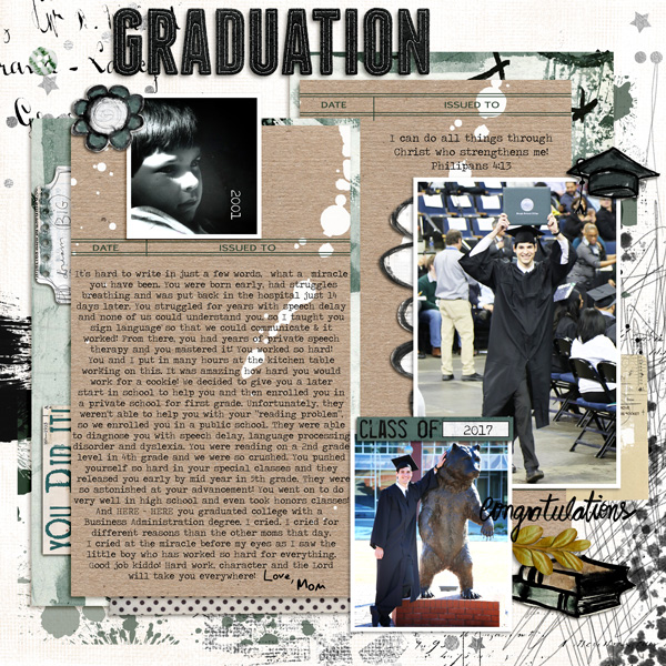 for the GRADS!