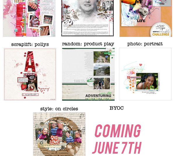 June Challenges