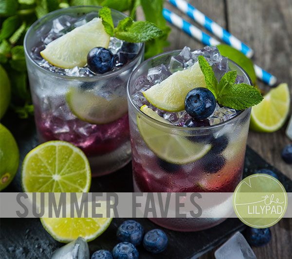 Favorite Summer Drinks