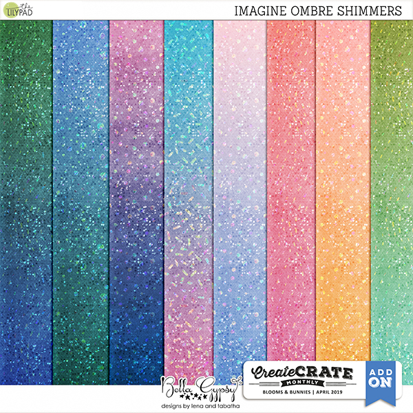 Imagine Ombre Shimmers