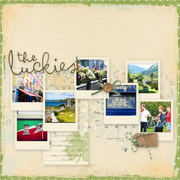 Travel themed inspiration!