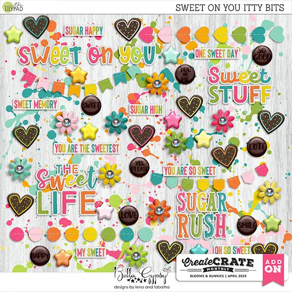 Sweet on You IB