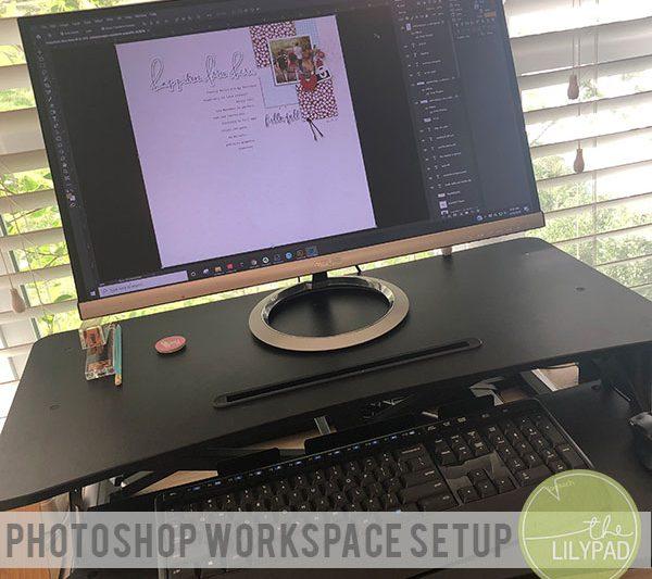 Photoshop Workspace Setup