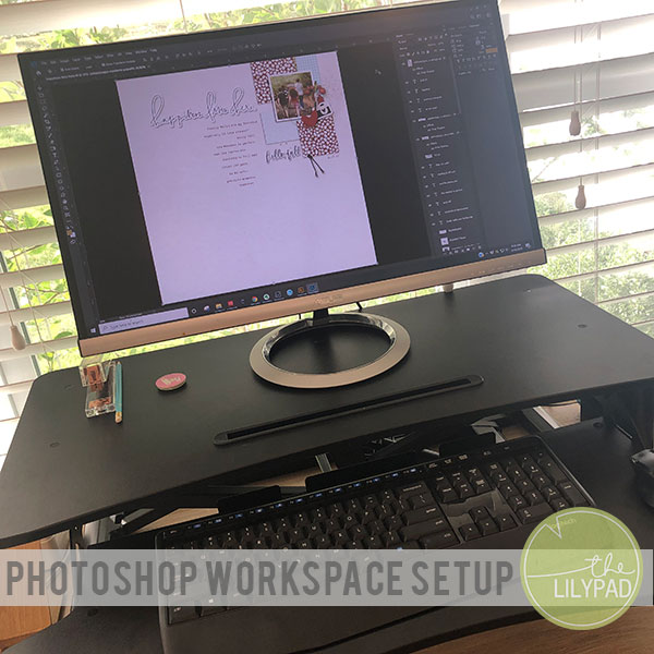 Photoshop Workspace Setup