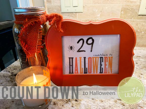 Halloween Countdown…