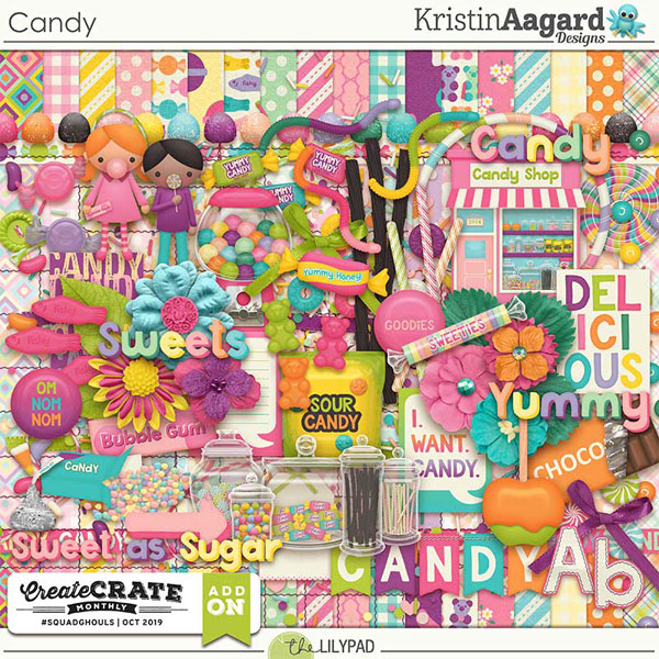 Candy Preview