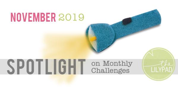 November Challenge Spotlight
