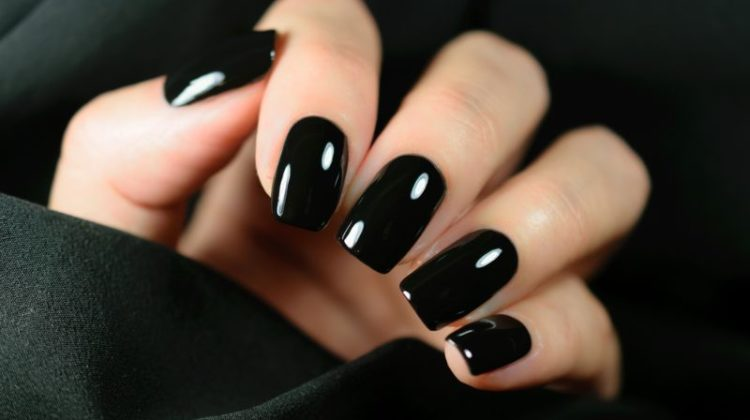What Color is Your Nail Polish? Black?