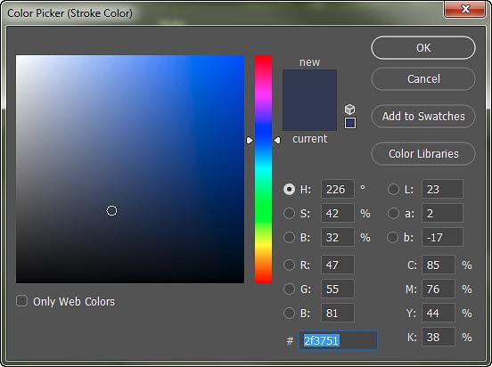 Color Picker Box