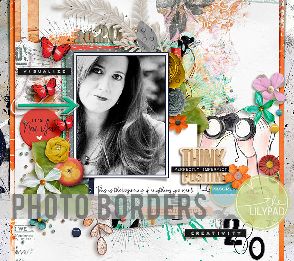 Photo Frame Borders in Photoshop