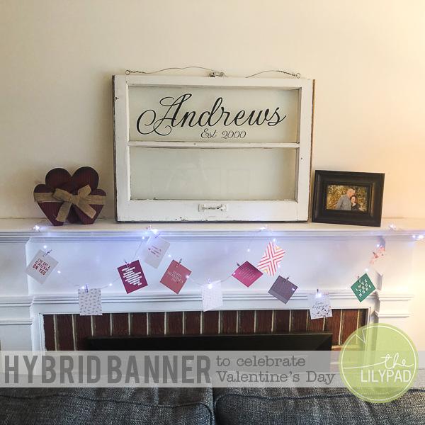 Valentine's Day Hybrid Banner