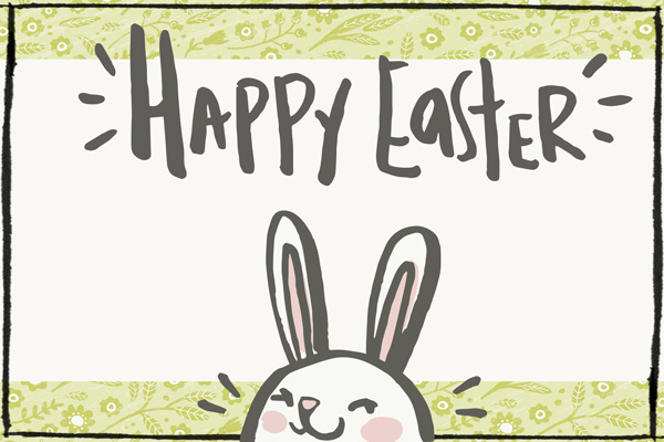 Free Easter printable!!