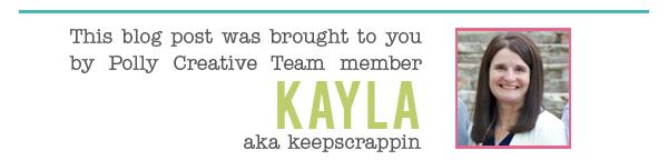 Kayla keepscrappin TLP blog signature