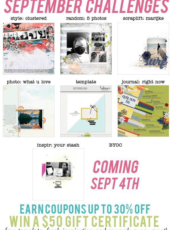 September Challenges