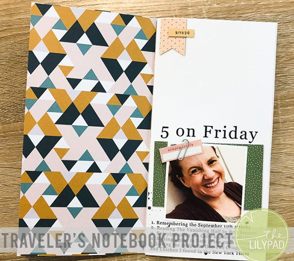 Traveler's Notebook Project