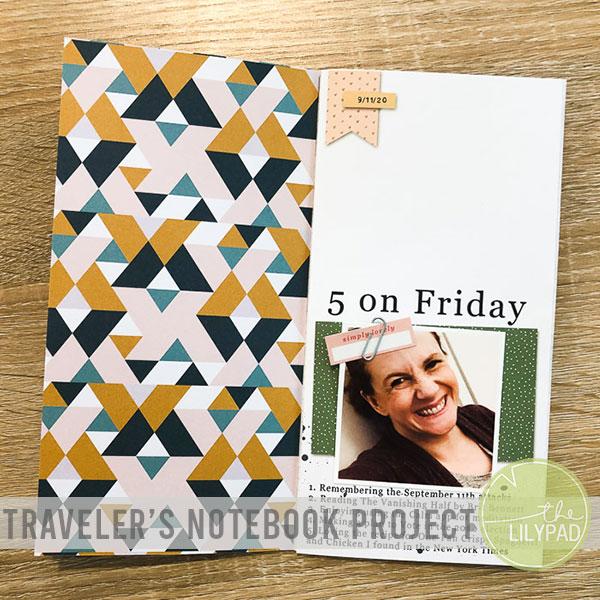 Traveler's Notebook Project