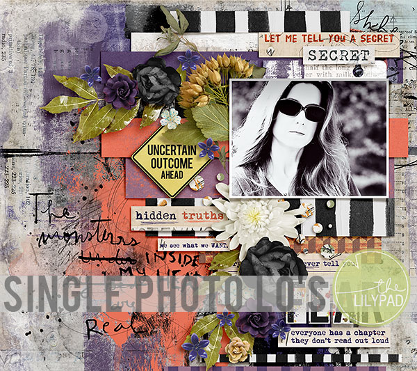 Single Photo Layouts