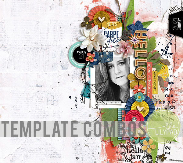 Digital Template Combinations