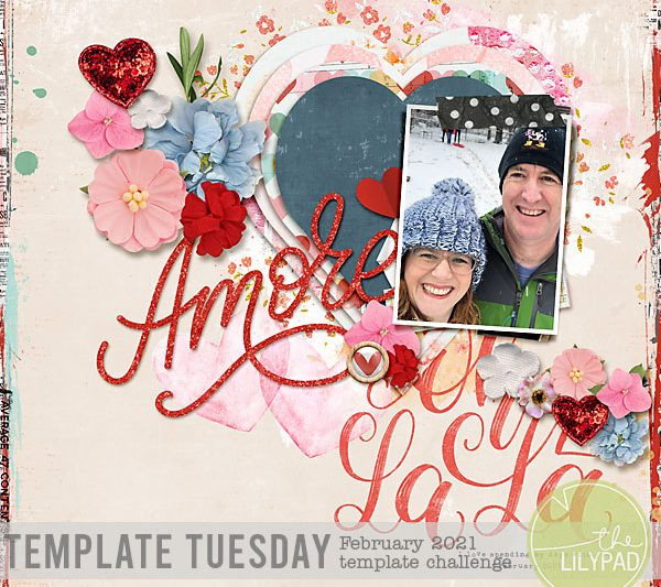 Template Tuesday | February 2021 Template Challenge
