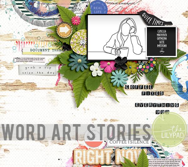 Word Art Stories